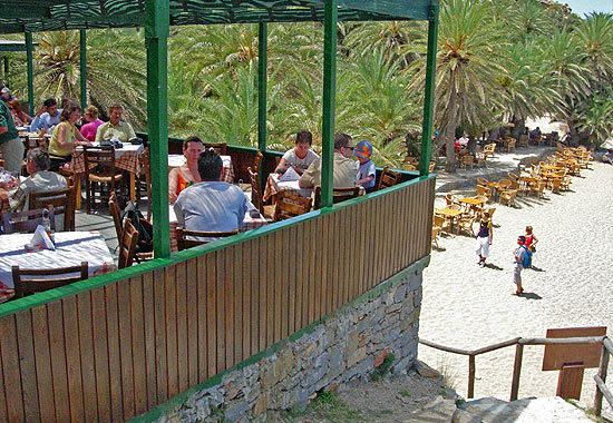 Restaurant Vai, Palekastro