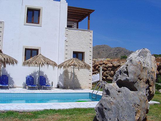 Aeolus Villas, Makrigialos