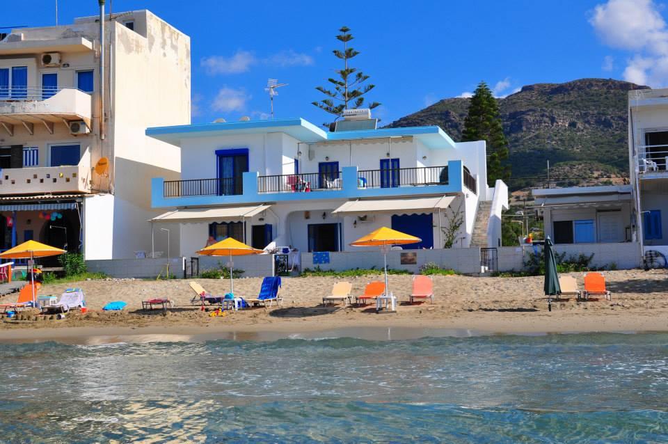 Kamara Villa, Makrigialos