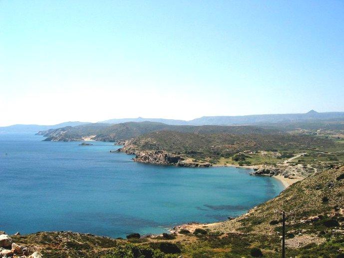 Itanos Beaches