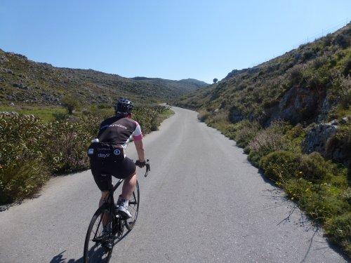 East Crete cycling