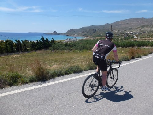 East Crete cycling