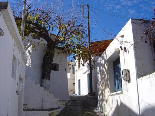 Kavousi village