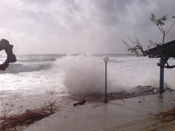 Koutsouras beach