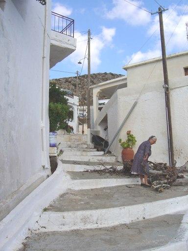 Pefki village