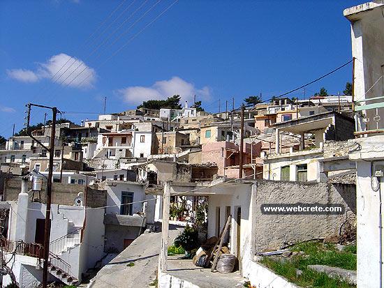 Schinokapsala village