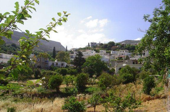 Zakros Village