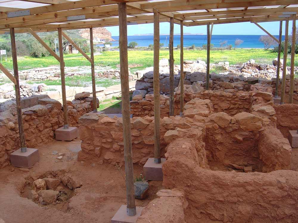 Palekastro Archaeological Site