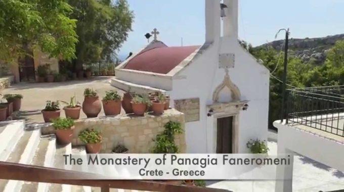 Faneromenis Monastery, Sitia
