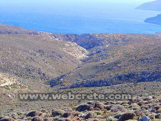 Skinias Gorge