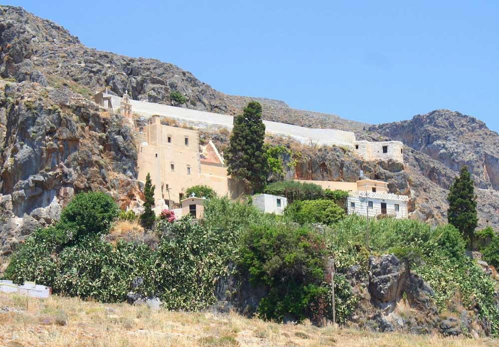 Kapsa Monastery