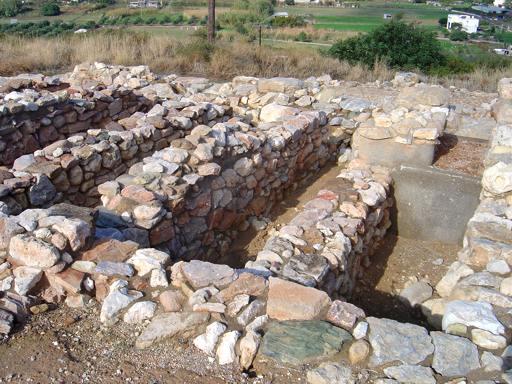 Petras Minoan settlement