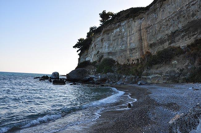 Pigadi Beach, Ferma