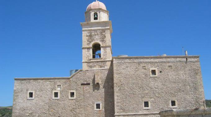 Toplou Monastery, Sitia