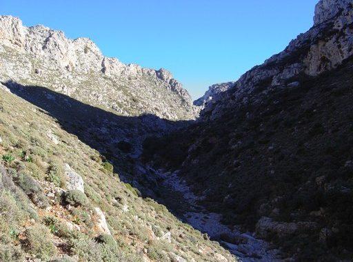 Adravasti Gorge