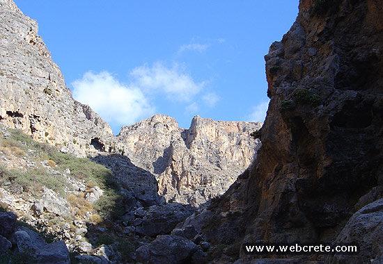Kapsa Or Pervolakia Gorge