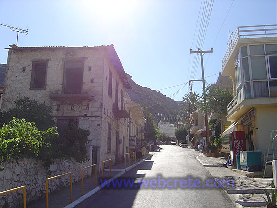 Kritsa village