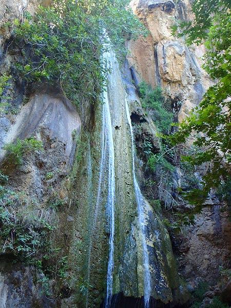 Milonas Gorge