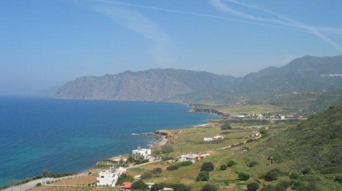 Mochlos Village And Area