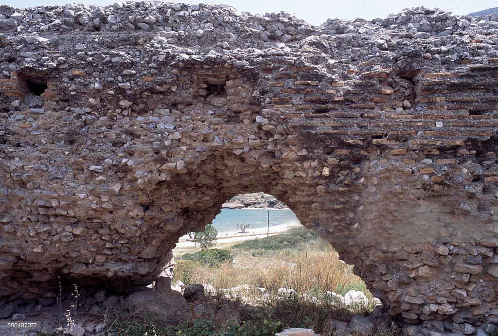 Ancient Roman Granary