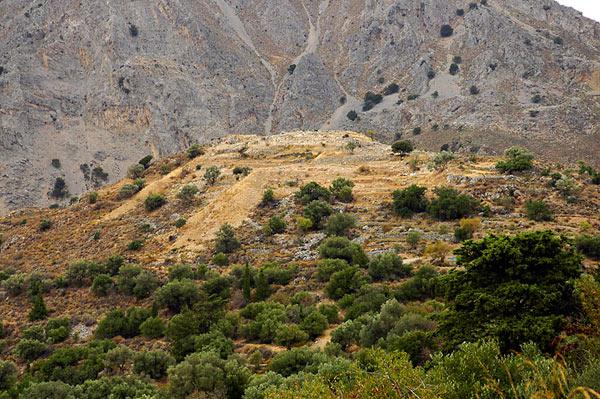 Αζοριάς αρχαιολογικός χώρος