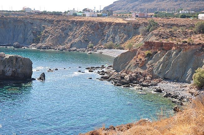 Kalo Nero Beaches
