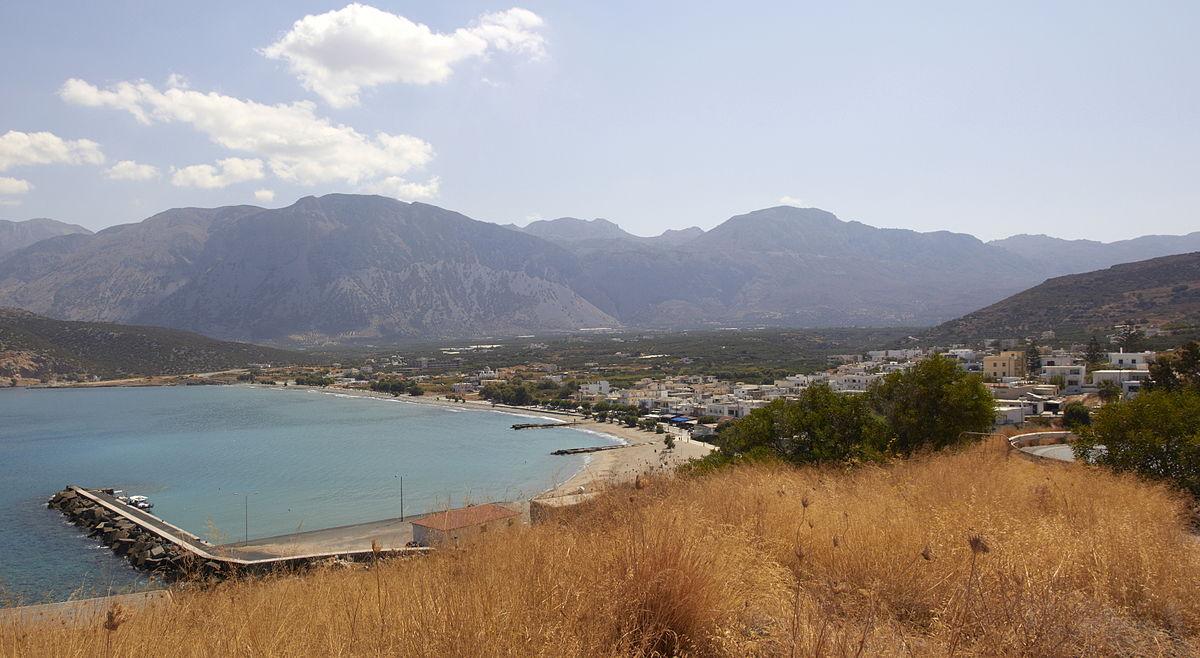 Pachia Ammos Beach and Village