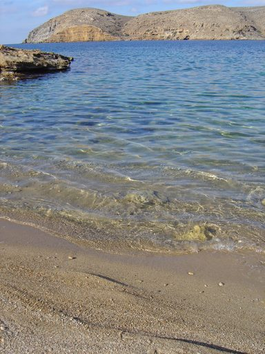 Tenda bay and beach